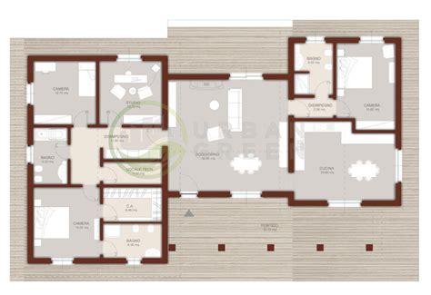 progetto casa in legno casa in legno monopiano urb19 green