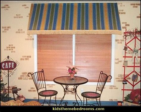 Bistro Decor by Decorating Theme Bedrooms Maries Manor Cafe