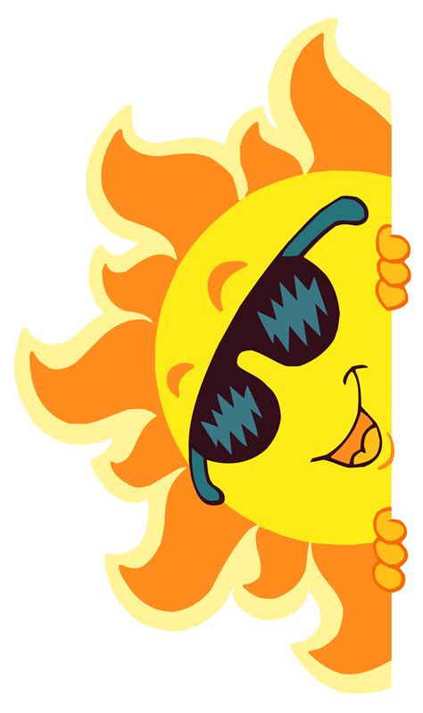 summer sun clip art pin by madeleine jiredal on bilder pinterest