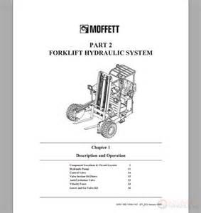 image gallery moffett forklift parts breakdown