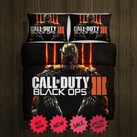 black ops bedroom decor call of duty black ops blanket large 2 pillow cases