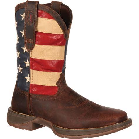 durango s 12 in rebel american flag boots western