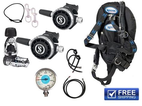 dive equipment packages technical diving equipment packages