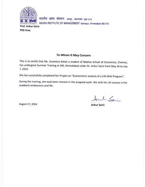 Internship certificate iima.PDF