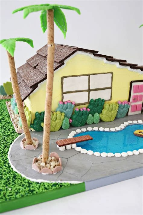 gingerbread beach house 25 best ideas about gingerbread houses on pinterest