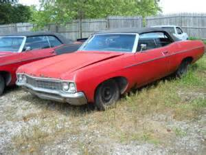 1970 Chevrolet Impala Convertible For Sale Pickuptruck 2003 Chevrolet Cheyenne Concept Gunner