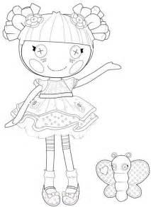 lalaloopsy coloring pages n coloring page lalaloopsy lalaa lopsy