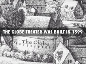 The Globe Theatre Outline by The Globe Theater By Travis Cain