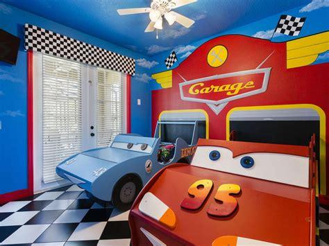 Frozen Cars And Jake Nemo Theme Rooms Splashpad Movie Cars Room