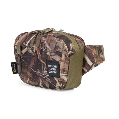 Herschel Supply Hip Back Small herschel supply tour hip pack small real tree highlights