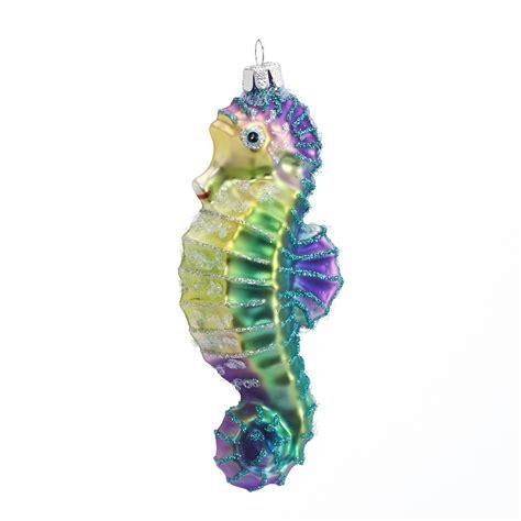 seahorse christmas ornament gump s