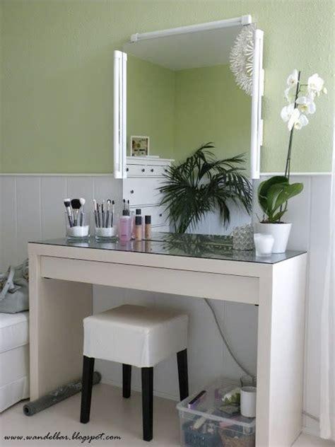 Vintage Schlafzimmer Vanity by Best 20 Schminktisch Wei 223 Ideas On