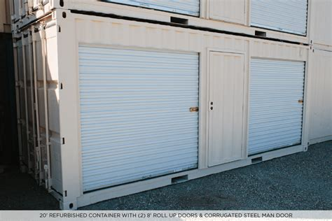 roll up doors roll up doors midstate containers