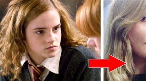Hermione Granger Nu by Harry Potter Watson A Bien Failli Ne Pas D 233 Crocher