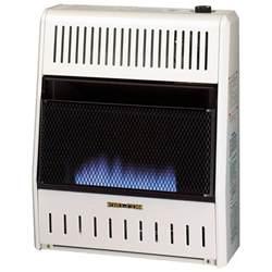 ventless blue gas wall heater 20 000 btu