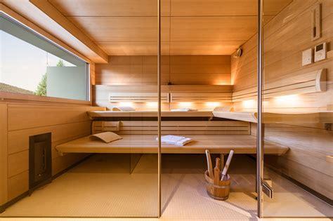 sauna ideen detailseite spa einbau zu hause