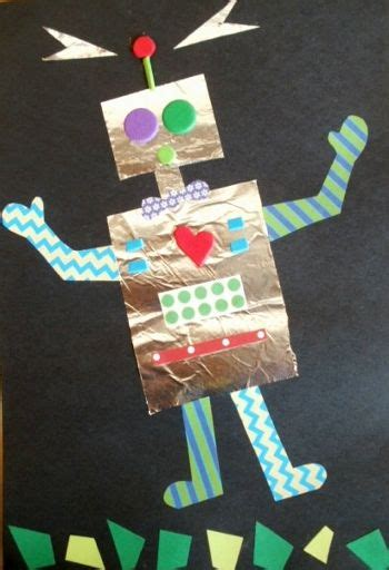 construction paper crafts for boys 215 best images about boy s robot birthday on