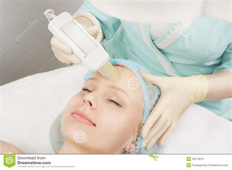skin care skin treatments vitopini professional cleaning stock photos image 30473673