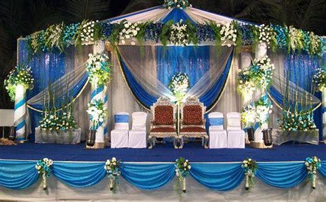 Wedding Stage Decoration by A Wedding Planner Indian Wedding Stage Decorations And