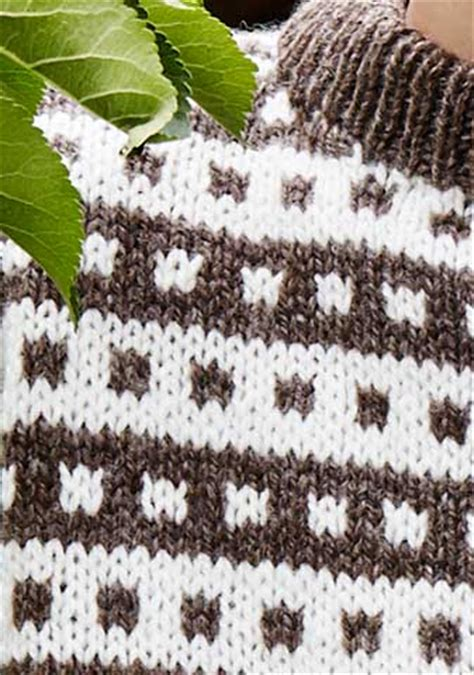 Kordes Shop 1327 by Lille Ragnar Isl 230 Nder Sweater Til B 248 Rn 2 12 229 R Strikkeopskrift
