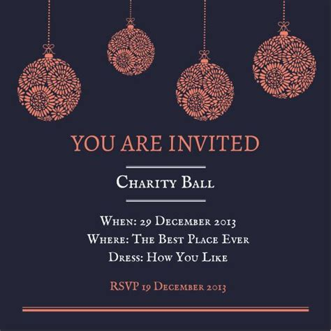 17 Best Images About Charity Ball Ideas On Pinterest Belly Bands Logo Design And Spy Party Charity Invitation Template