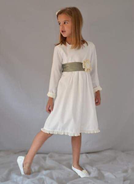 como hacer un vestido de invierno para nena de 4ao vestido de 6 a 241 os ropa casual para ni 241 a pinterest