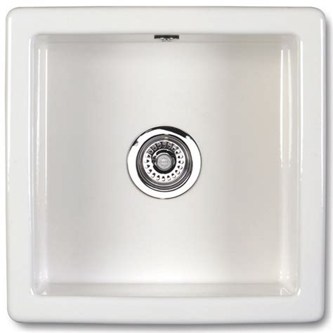 Square Inset Kitchen Sink shaws of darwen classic square inset or mount