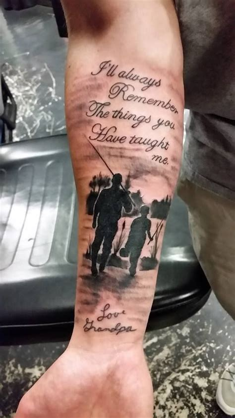 grandfather tattoos 67 best lettering and quotes images on a