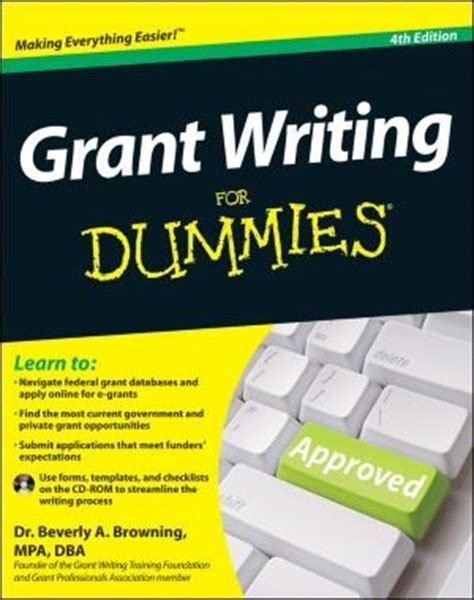 business letters dummies 17 best images about grant management on