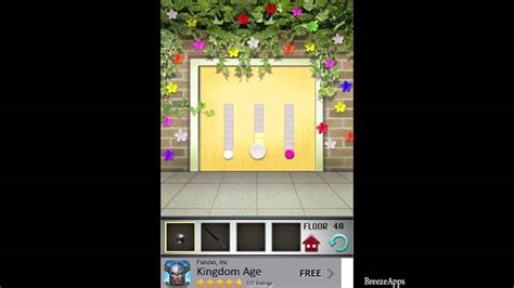 100 Floors Floor 50 Hint by 100 Floors 48 Wikizie Co