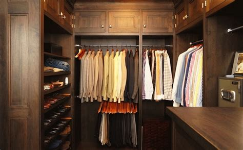 mens walk in closet mens walk in closet design traditional closet bakes