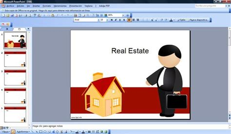 free real estate listing presentation template free real estate powerpoint template