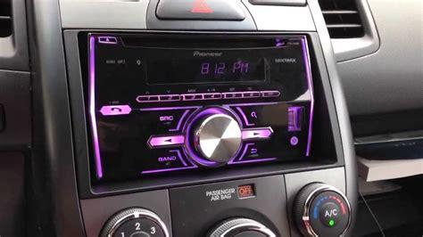 Kia Soul Stereo 2010 Kia Soul Stereo Install