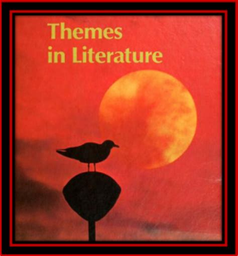 themes in world literature what is a theme awin language
