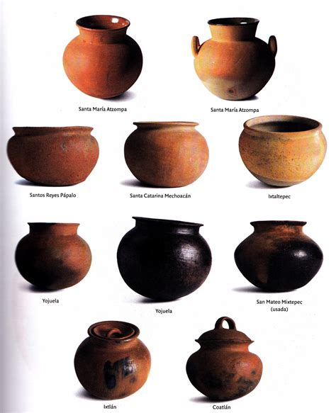 the clay cooking pots of mexico laudan