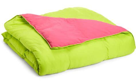neon pink comforter grand down all season down alternative comforters