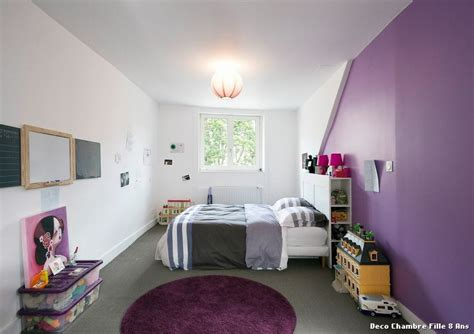 deco chambre fille 8 ans with classique chic chambre d
