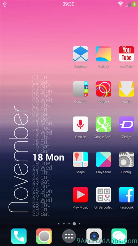 download theme android kitkat apk kitkat hd launcher theme icons v8 apk