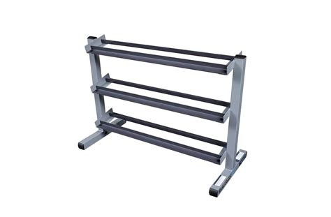Solid Dumbbell Rack by Solid 40 Inch 3 Tier Dumbbell Rack