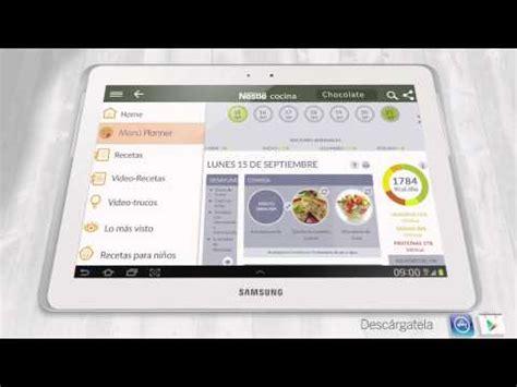 nestl cocina nestl 233 cocina recetas y men 250 s aplicaciones en google play