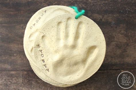 28 best handprint christmas ornament recipe hand print