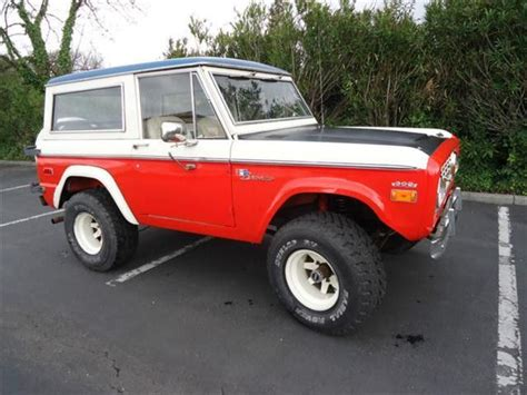 baja bronco for sale 17 best images about ford bronco on pinterest cars for