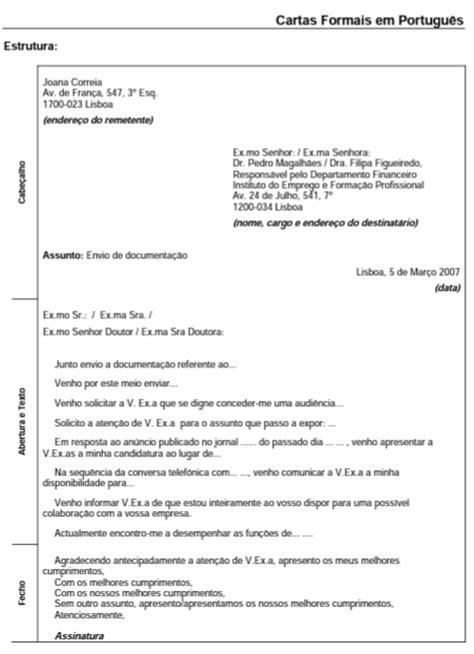 Língua Portuguesa - Comunicação Empresarial: Carta Comercial