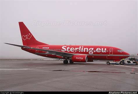 n497tf sterling boeing 737 700 at stockholm arlanda photo id 30527 airplane pictures net