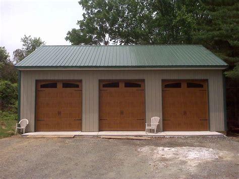 pole barn garage doors cheapest garage doors ideas