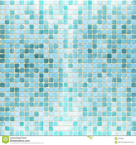 Mosaic Brick Tile Texture stock illustration. Image of