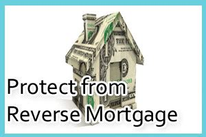 how to protect from a mortgage