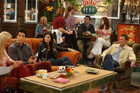 Coffee N Friends f r i e n d s central perk themed cafe is opening in