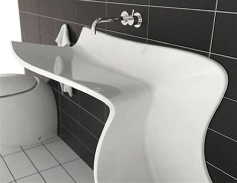 Deco Badezimmer Waschbecken by Coole Ideen F 252 R Modernes Waschbecken Im Bad Gro 223 Artige