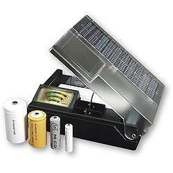 how to charge solar light batteries solar powered battery charger keep your batteries charged